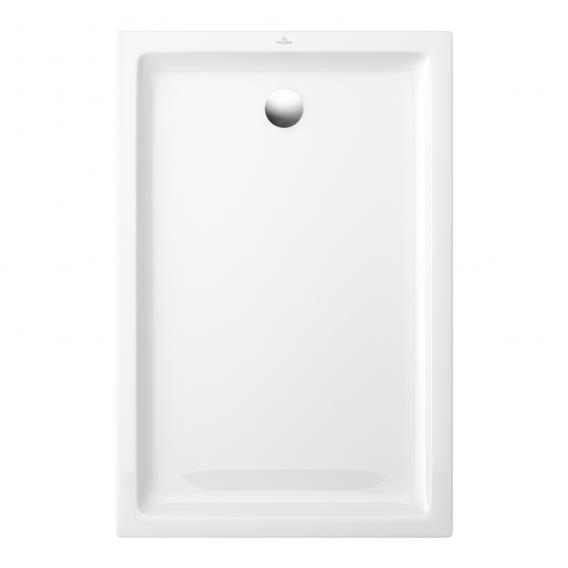Villeroy & Boch O.novo shower tray white with anti-slip