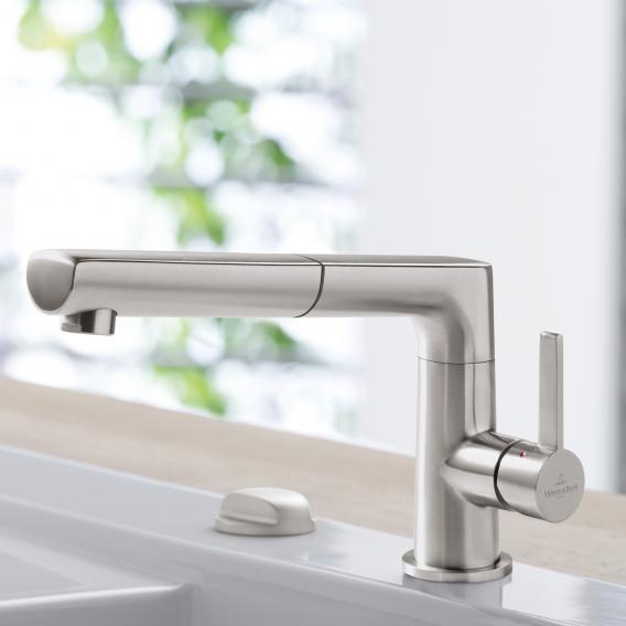 Villeroy & Boch Sorano Shower single lever kitchen mixer