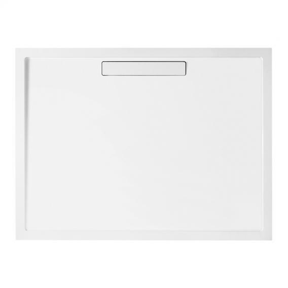 Villeroy & Boch Squaro rectangular shower tray white