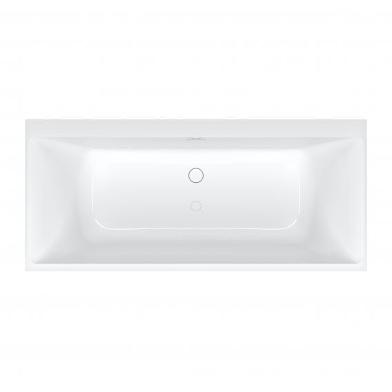 Villeroy & Boch Subway 3.0 rectangular bath with SilentFlow white, overflow white