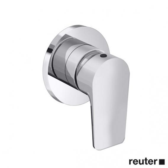 Villeroy & Boch Subway concealed, single lever shower mixer with cover escutcheon