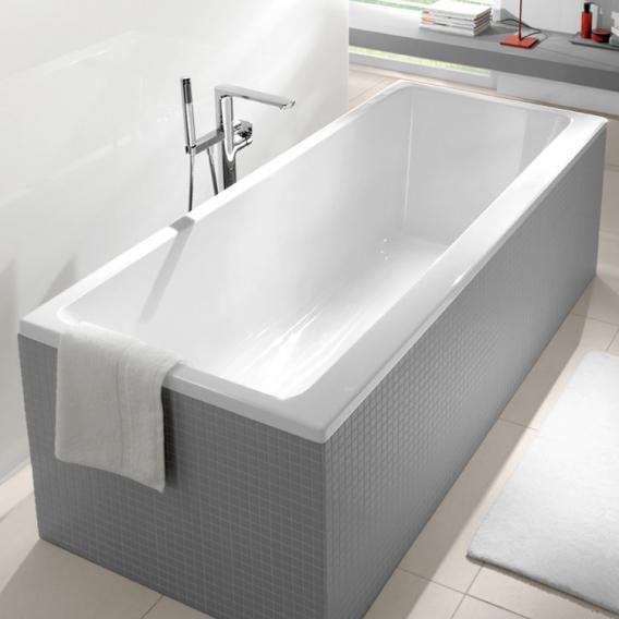Villeroy & Boch Subway rectangular bath, built-in white