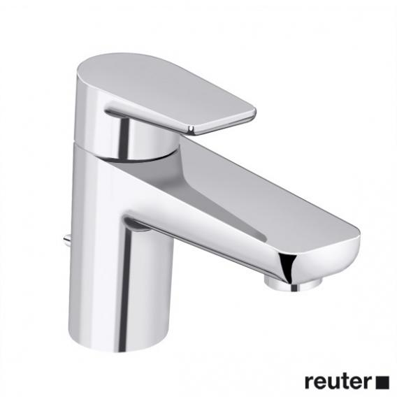 Villeroy & Boch Subway single lever basin mixer with pop-up waste set