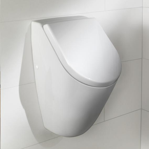Villeroy & Boch Subway urinal lid white, with soft-close