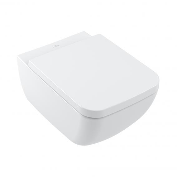 Villeroy & Boch Venticello toilet seat, removable, with soft close white