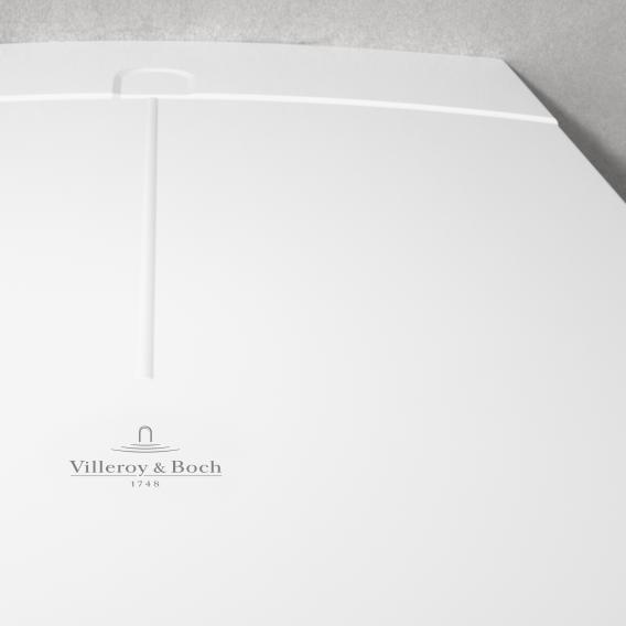 Villeroy & Boch ViClean I100 shower toilet, open flush rim, DirectFlush, with toilet seat white