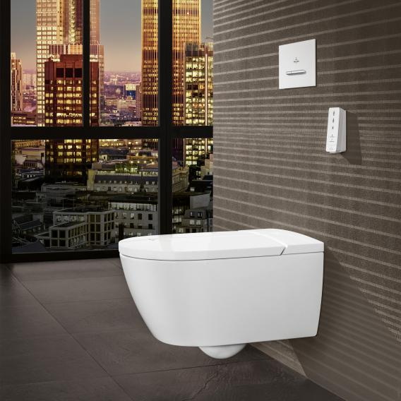 Villeroy & Boch ViClean I100 shower toilet, open rim, DirectFlush