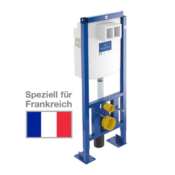 Villeroy & Boch ViConnect mounting element for wall-mounted toilet H: 112 cm, suitable for France