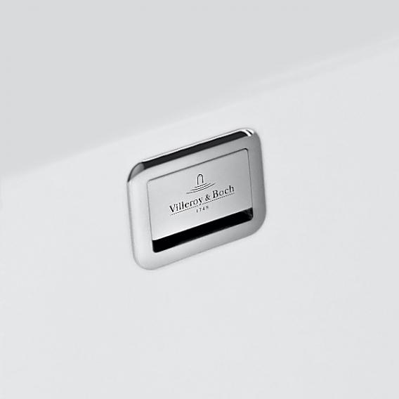 Villeroy & Boch water inlet integrated in overflow for Collaro