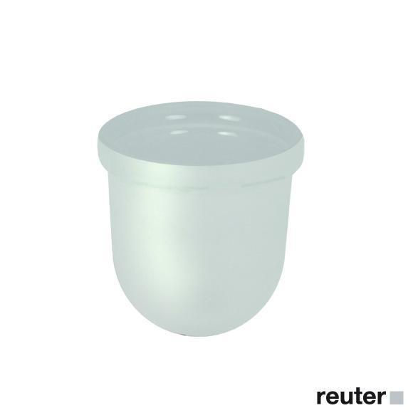 Dornbracht glass insert, white, loose