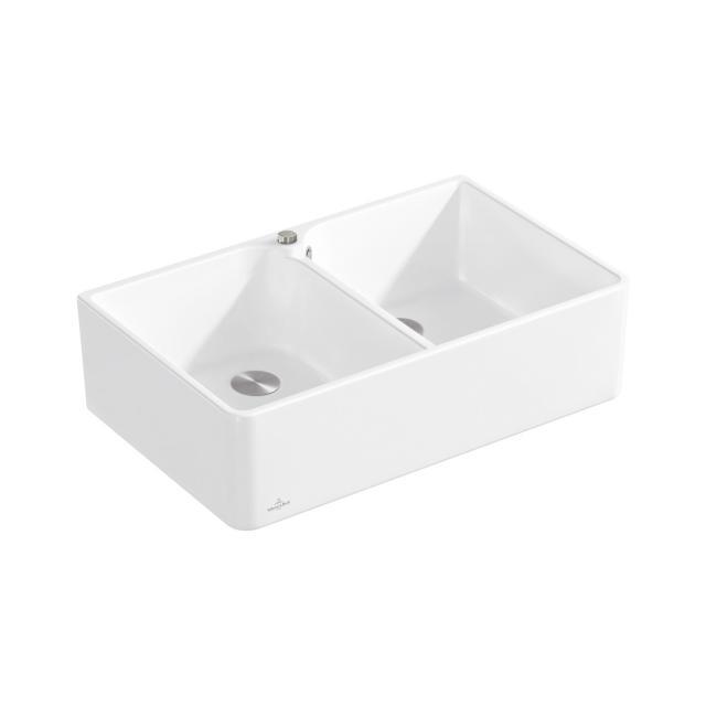 Villeroy & Boch 80 X butler sink stone white