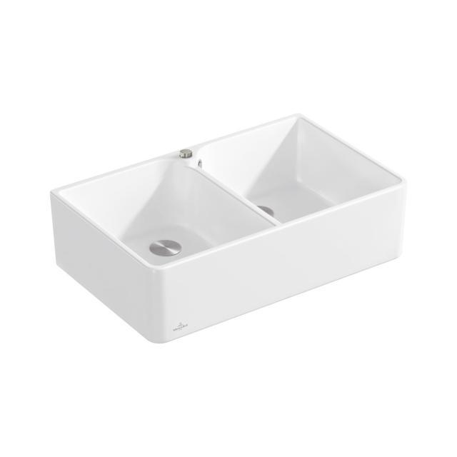 Villeroy & Boch 80 X butler sink white alpine high gloss