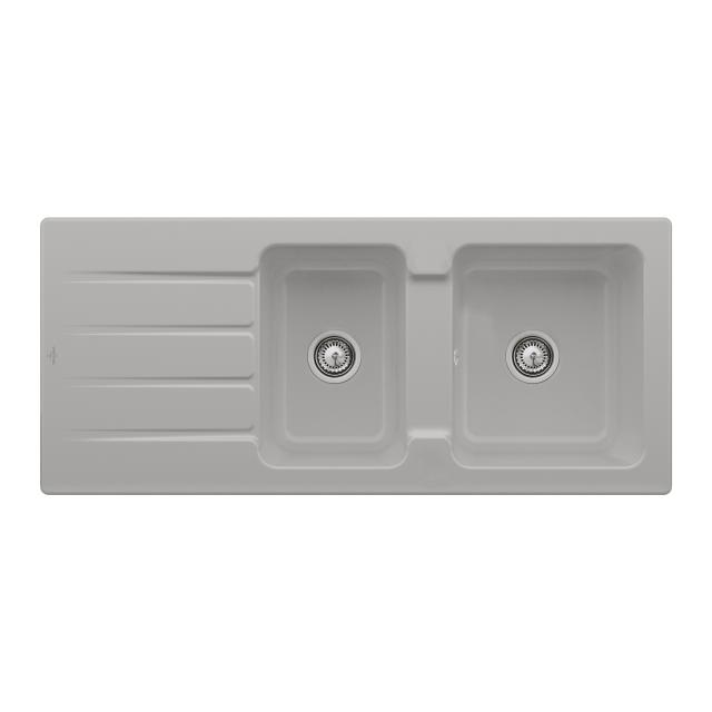 Villeroy & Boch Architectura 80 built-in sink fossil/without borehole