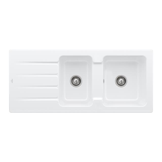 Villeroy & Boch Architectura 80 built-in sink white alpine high gloss/without borehole