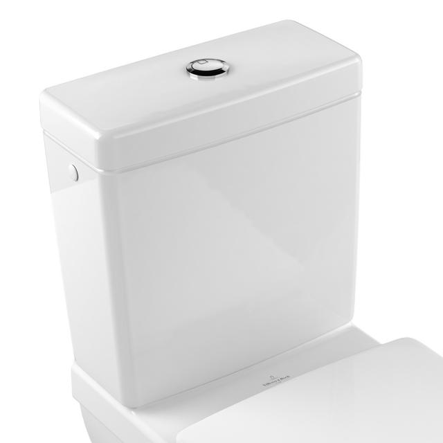 Villeroy & Boch Architectura cistern with side/rear inlet white