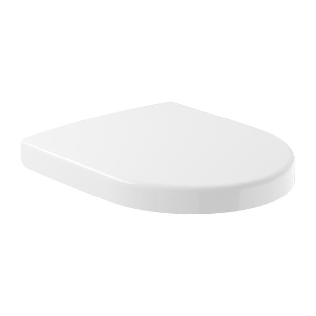 Villeroy & Boch Architectura compact toilet seat white, with QuickRelease and soft-close
