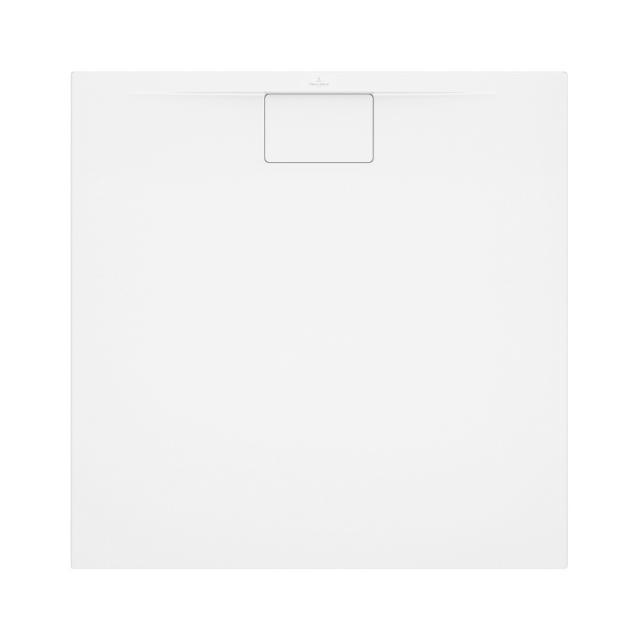 Villeroy & Boch Architectura MetalRim shower tray, super flat 1.5 cm edge height white anti-slip