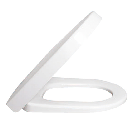 Villeroy & Boch Architectura Vita toilet seat white, with QuickRelease and soft-close