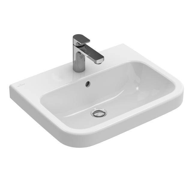 Villeroy & Boch Architectura washbasin white, with CeramicPlus