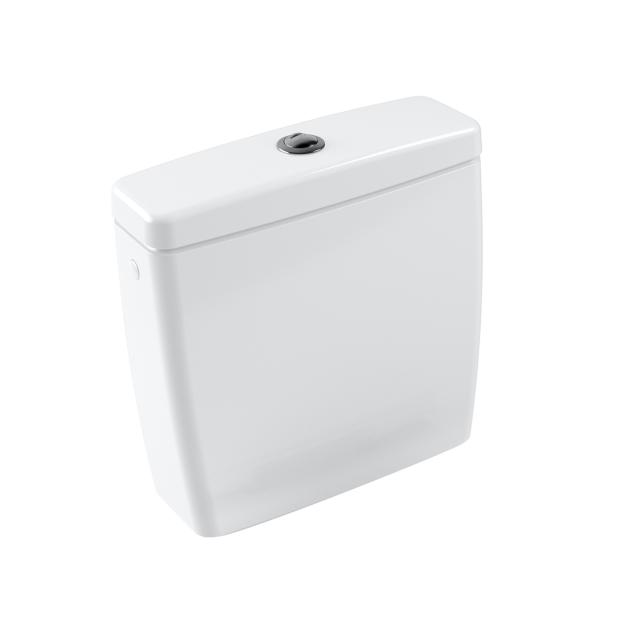 Villeroy & Boch Avento close-coupled cistern, rear/side supply white, with CeramicPlus