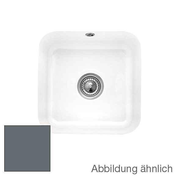 Villeroy & Boch Cisterna 50 sink graphite