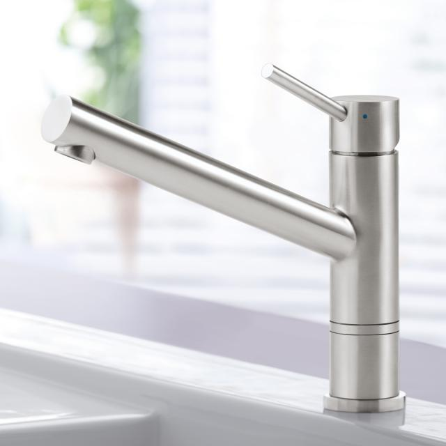 Villeroy & Boch Como X single lever kitchen mixer with waste function