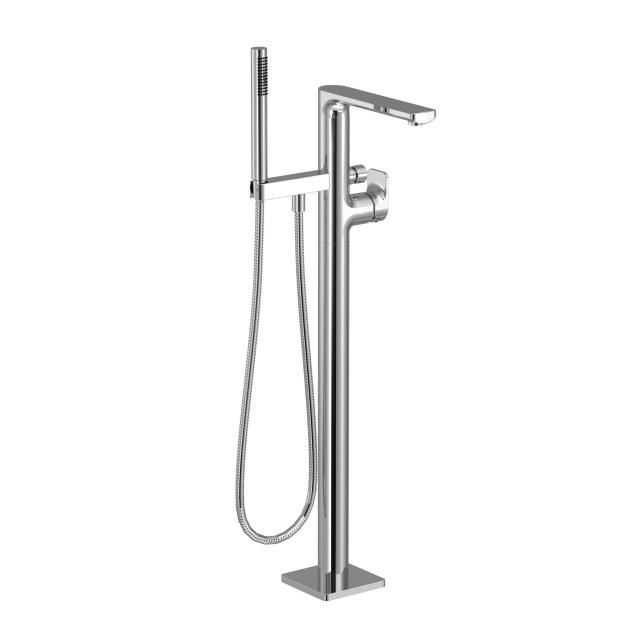 Villeroy & Boch Cult single lever bath mixer with stand pipe, freestanding chrome