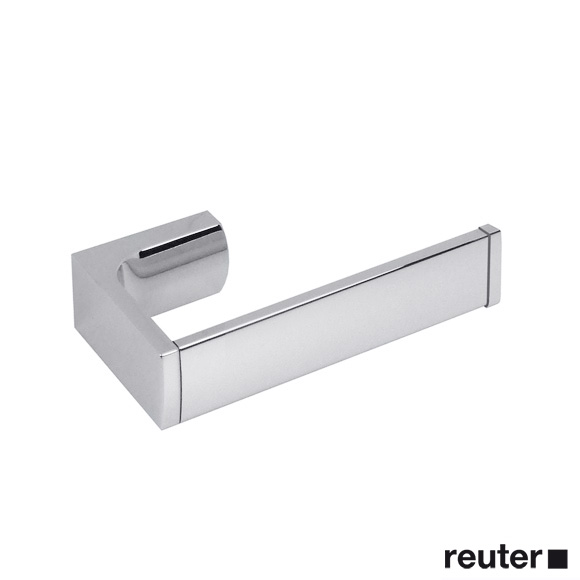 Villeroy & Boch Cult toilet roll holder without cover for spare roll chrome