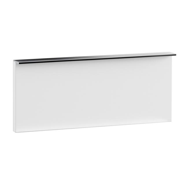 Villeroy & Boch drawer front including handle for Venticello side unit front matt white, handle chrome
