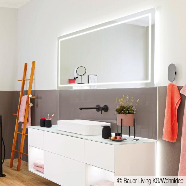 Villeroy & Boch Finion LED mirror with indirect lighting