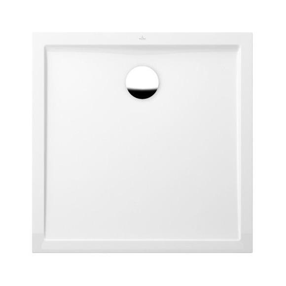 Villeroy & Boch Futurion Flat Receveur de douche rectangulaire blanc