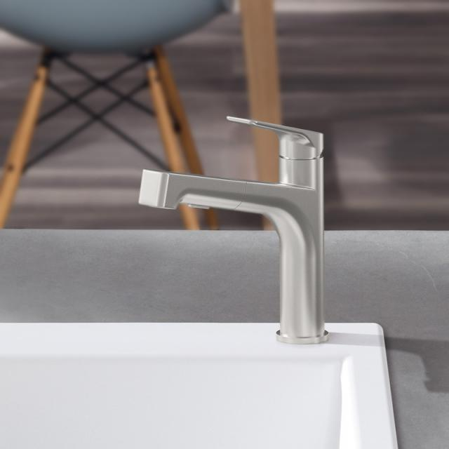 Villeroy & Boch Junis Sky Shower single lever kitchen mixer
