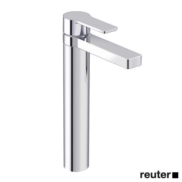 Villeroy & Boch Just single lever basin mixer with raised pillar