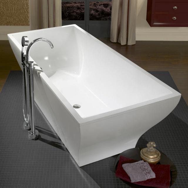 Villeroy & Boch La Belle duo freestanding rectangular bath white