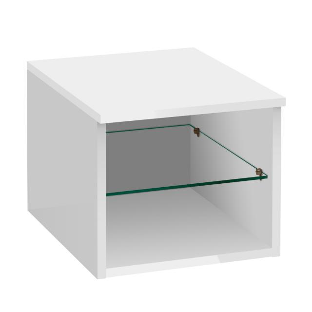 Villeroy & Boch Legato add-on unit front glossy white / corpus glossy white