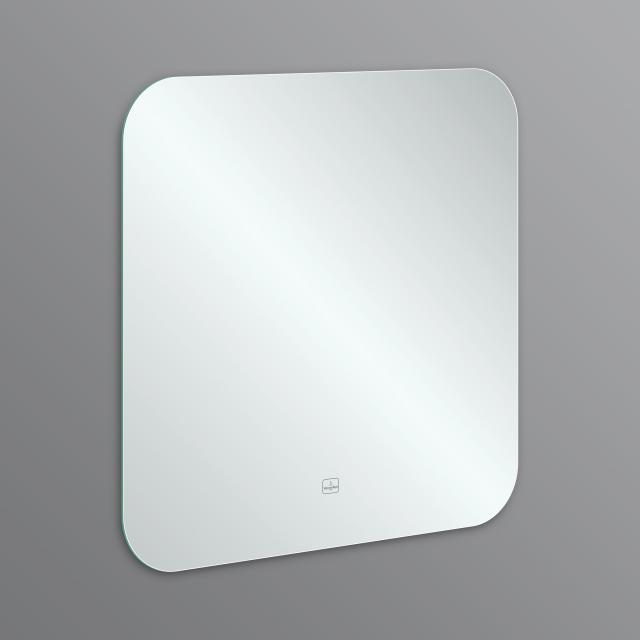 Villeroy & Boch More to See Lite mirror with LED lighting with sensor dimmer