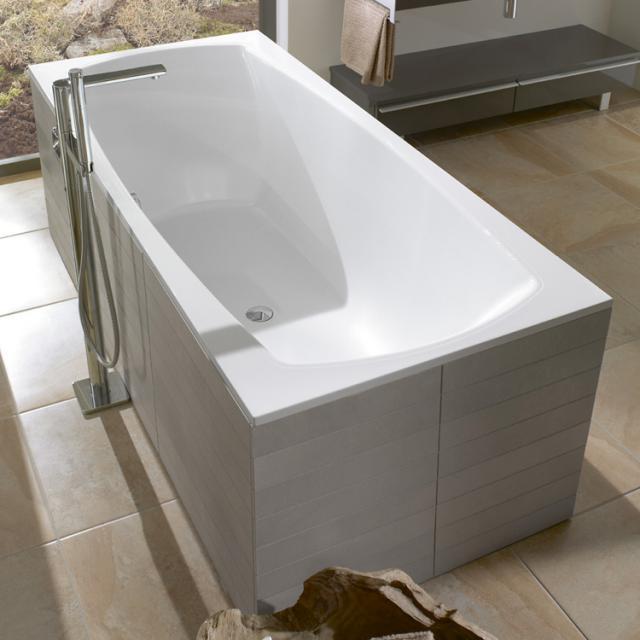 Villeroy & Boch My Art Duo rectangular bath, built-in white