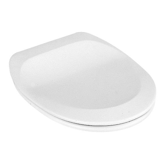 Villeroy & Boch O.novo Vita toilet seat white