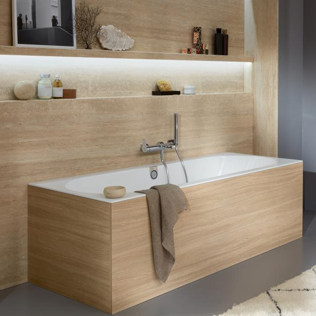 Villeroy & Boch Oberon 2.0 rectangular bath white