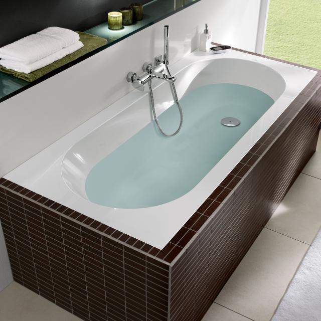 Villeroy & Boch Oberon rectangular  bath white