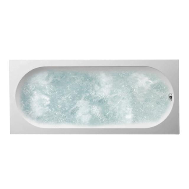 Villeroy & Boch Oberon Solo rectangular whirlbath, built-in white, with AirPool Entry