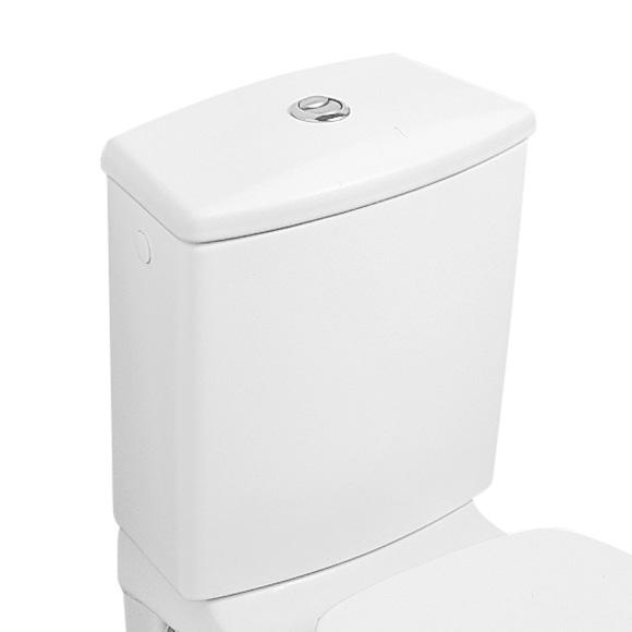 Villeroy & Boch Omnia classic / O.novo cistern for close-coupled installation white, with CeramicPlus