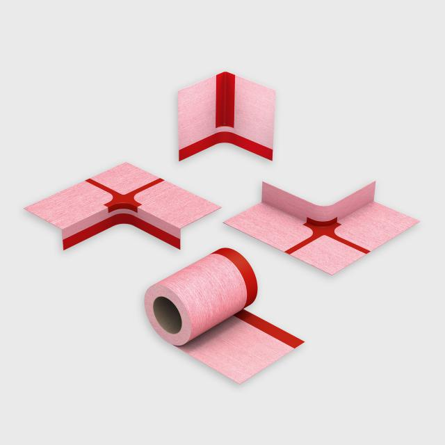 Villeroy & Boch sealing system for shower trays