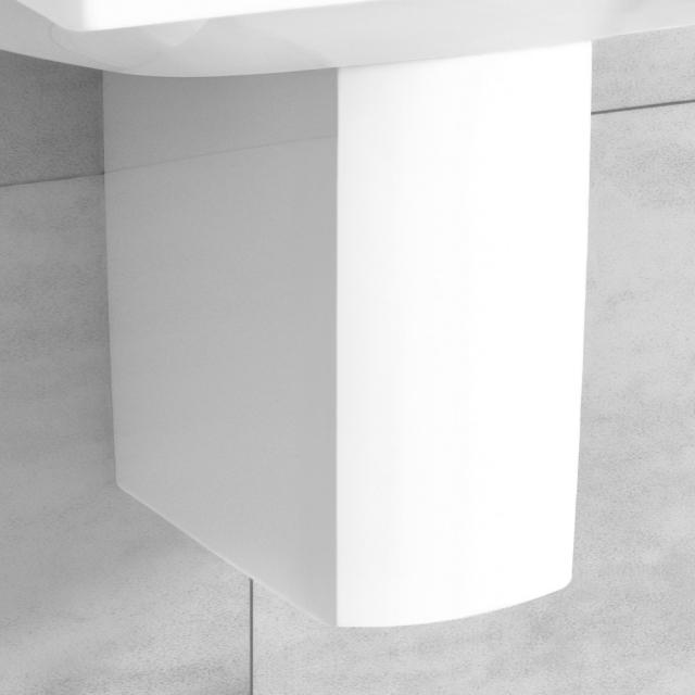Villeroy & Boch Sentique / Subway 2.0 siphon cover for hand washbasin white