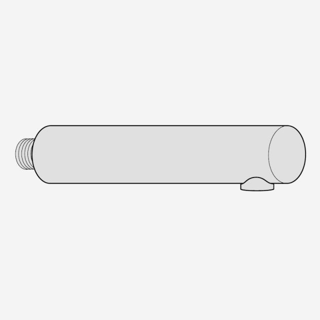 Villeroy & Boch Steel Shower hand shower for single lever kitchen mixer