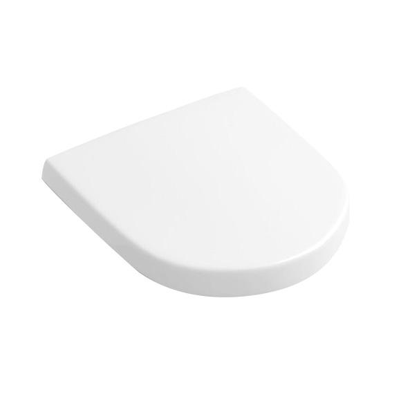 Villeroy & Boch Subway 2.0 Comfort toilet seat, removable, with soft close