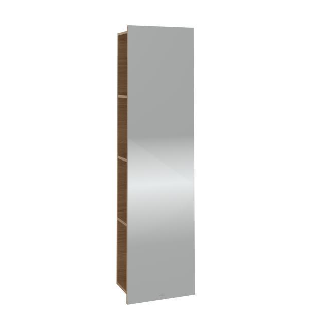 Villeroy & Boch Subway 3.0 mirror rack nordic oak/mirrored