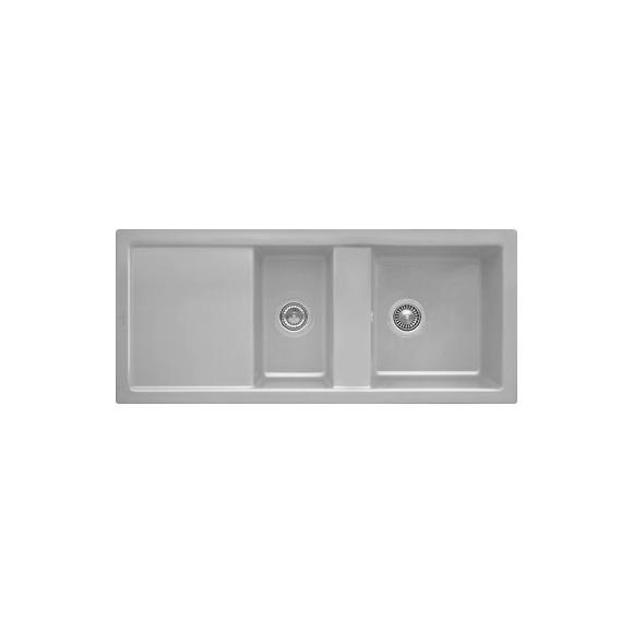 Villeroy & Boch Subway 80 sink fossil/without tap hole