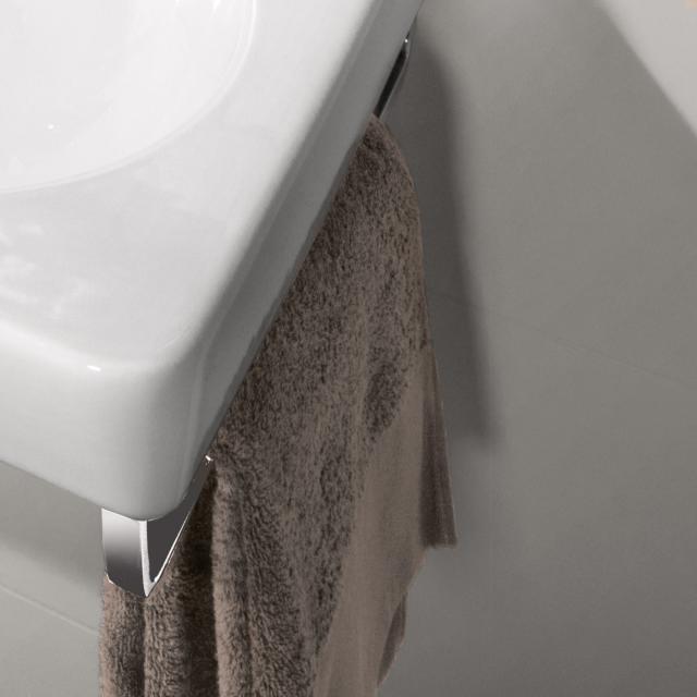 Villeroy & Boch towel rail for washbasin