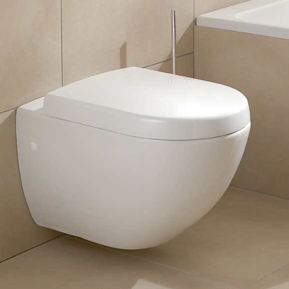 Enjoyable Villeroy Boch Subway Compact Toilet Seat White With Ncnpc Chair Design For Home Ncnpcorg